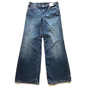 Express | NWT Super Wide Leg Jeans